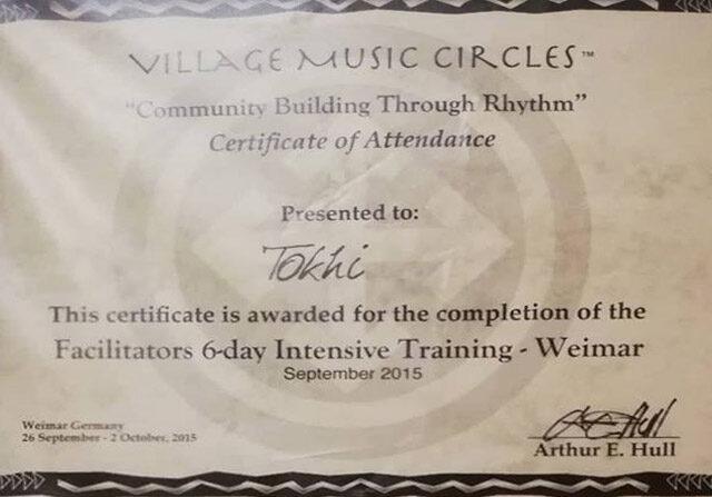 certifikat-village